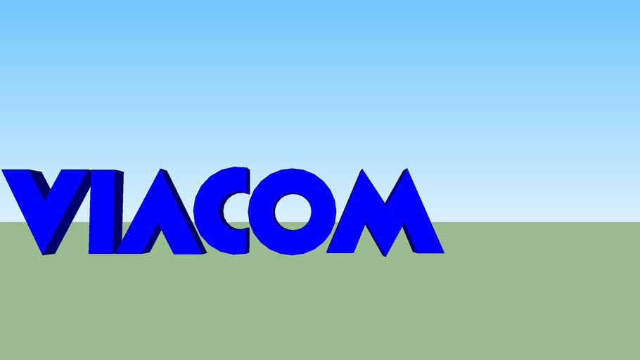 Viacom Logo (1990-2005)