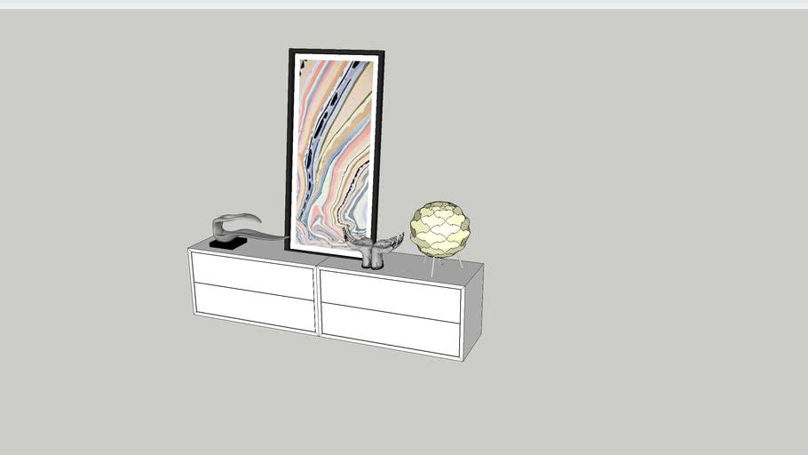 Ikea wall caninet