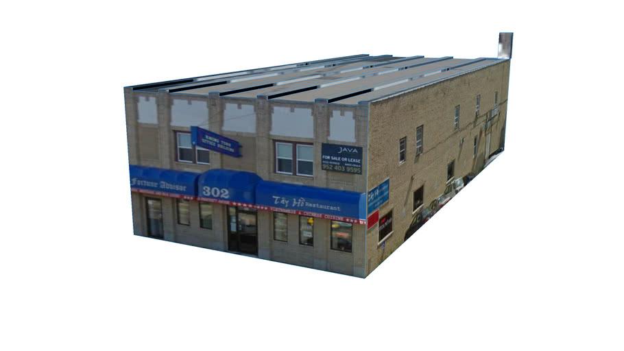 Building in Saint Paul, MN, USA