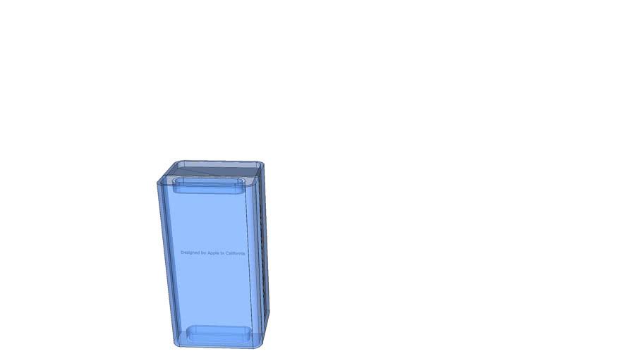 iPod nano box (empty)