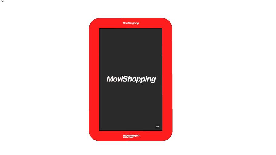 "MoviShopping 50"" Vertical"