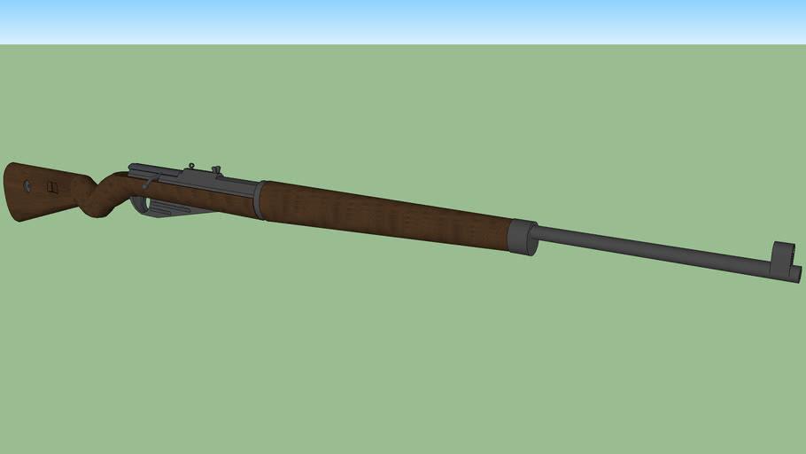 Bolt Action Rifle