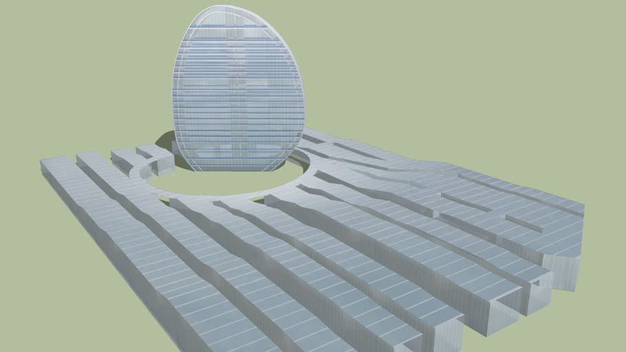 Nueva sede de BBVA en Madrid