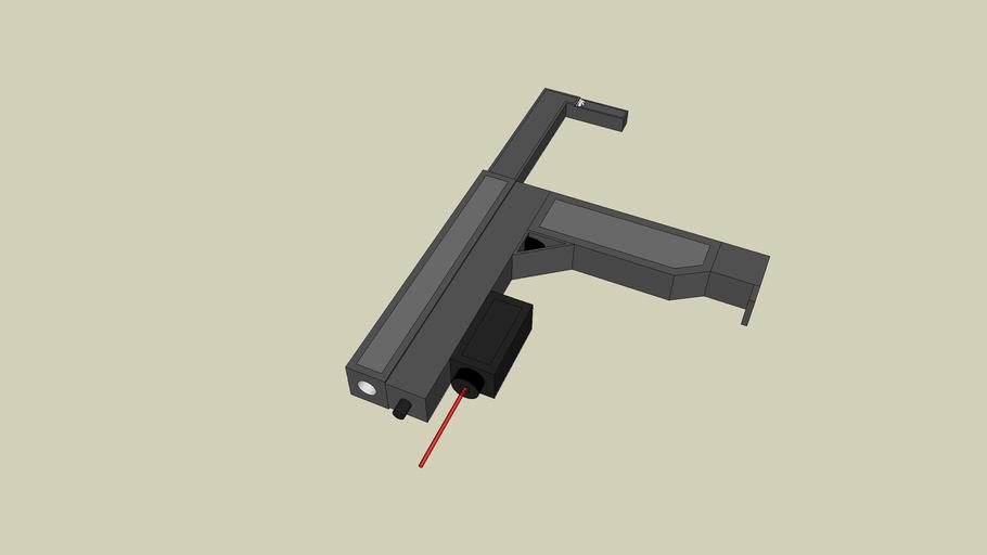 Modded Hand Gun