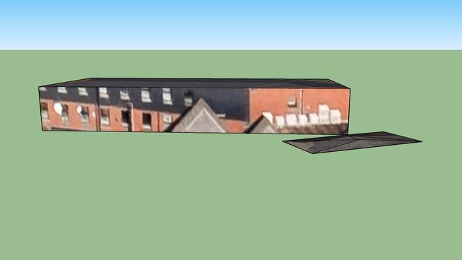 Building in Dublin, Co. Fingal, Ireland
