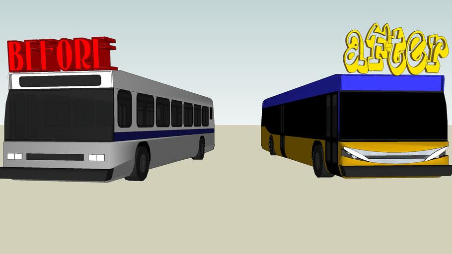 google bus modified