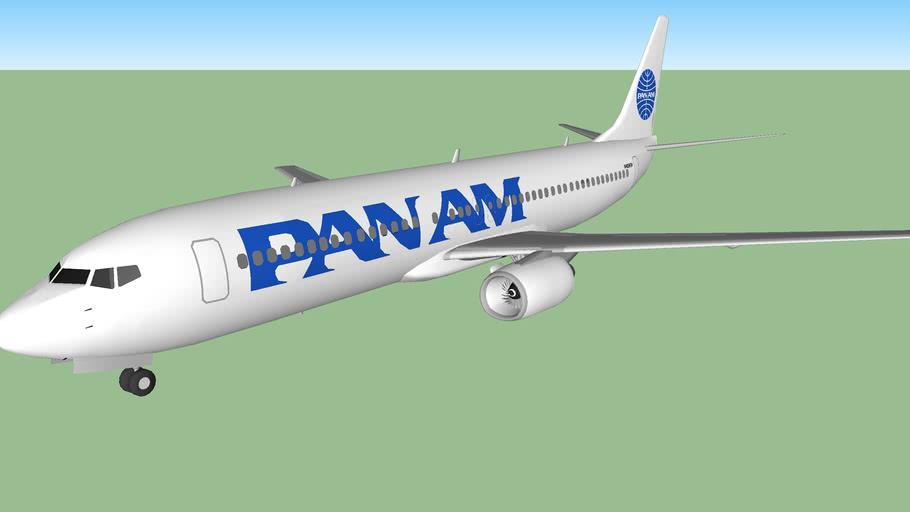 Pan Am 737-4Q8 (1998)