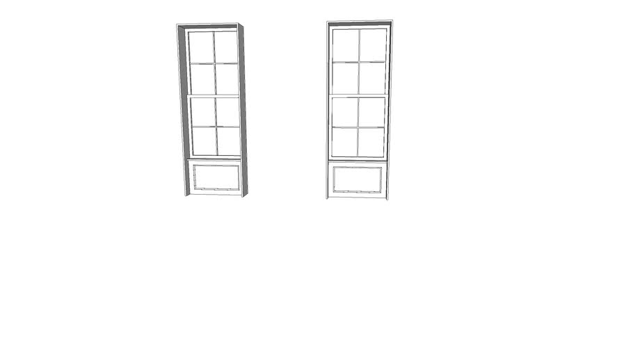 4kStudio Jake's brownstone window