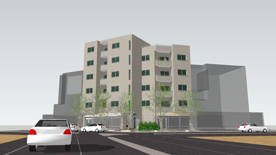apatment building