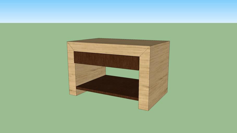 bedside table, criado mudo