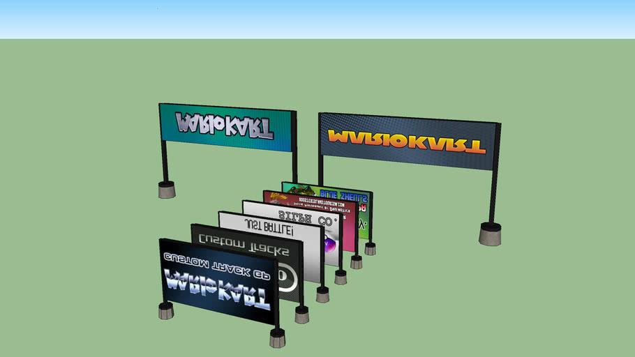 Custom Track Billboards v2