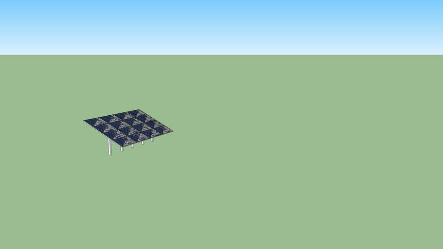 Solar moduls