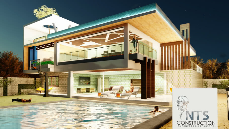 A villa
