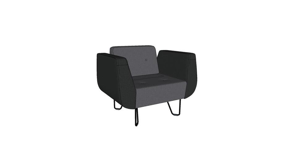 Sofa by Bejot - U_FLOE UF 1XX
