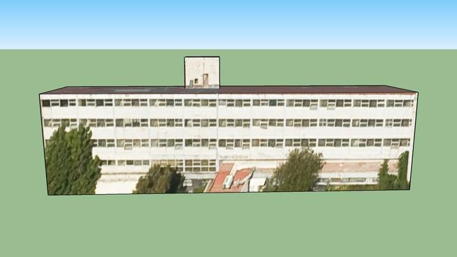 Centro Médico de la Ciudad de México