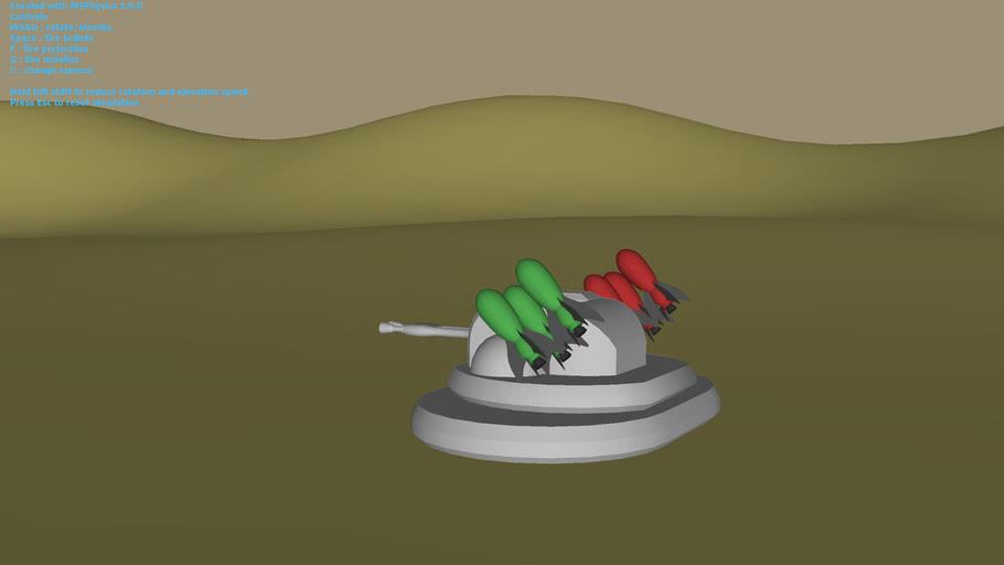 MSPhysics Turret Thingy