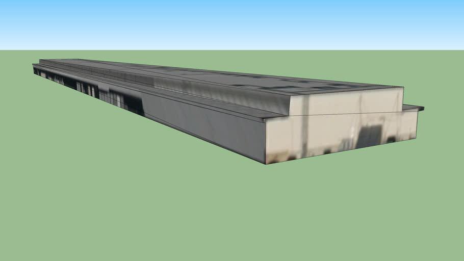 Bâtiment situé Everett, MA, USA