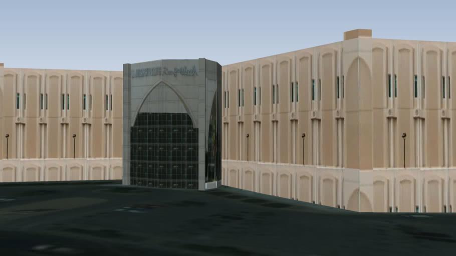 AlJumah Mall Khobar
