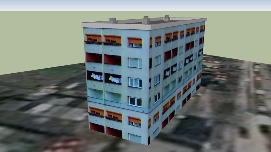 Stambena zgrada, Živinice