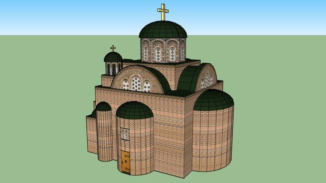 Church St. Luka , Krnjaca Belgrade