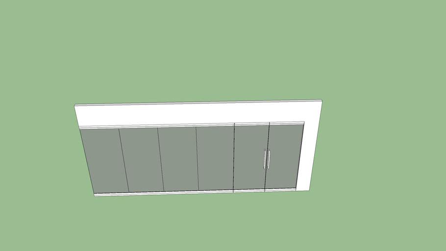 Boardroom Glass Door