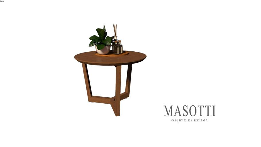 Mesa Auxiliar Coleção Masotti MAS.123.0 F15(2)