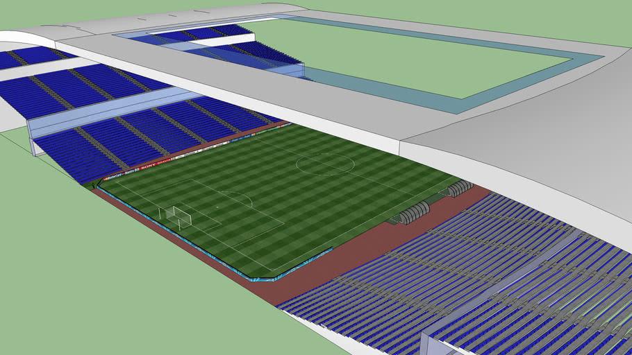 Estadio inventado