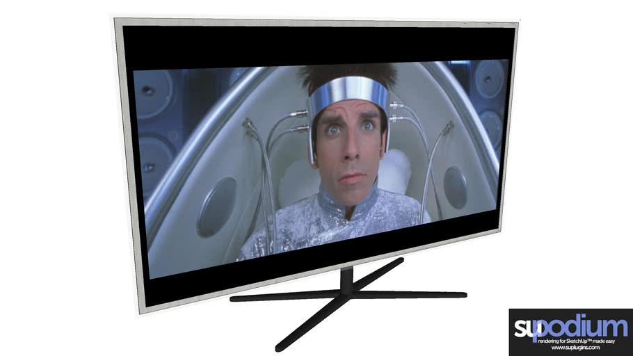 Podium Browser Samsung D8000 TV 01