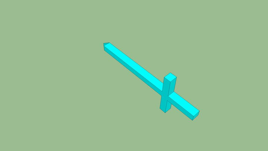 Larger Video Sword