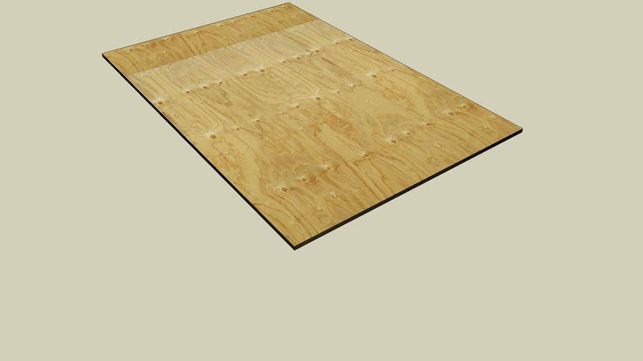 "3/4"" plywood"