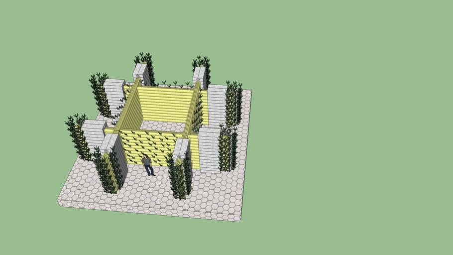 Home-Tree-Log-House