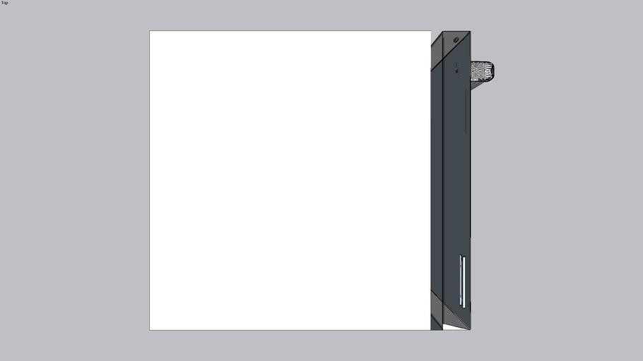 Fire Magic 3598-DLPremium Refrigerator