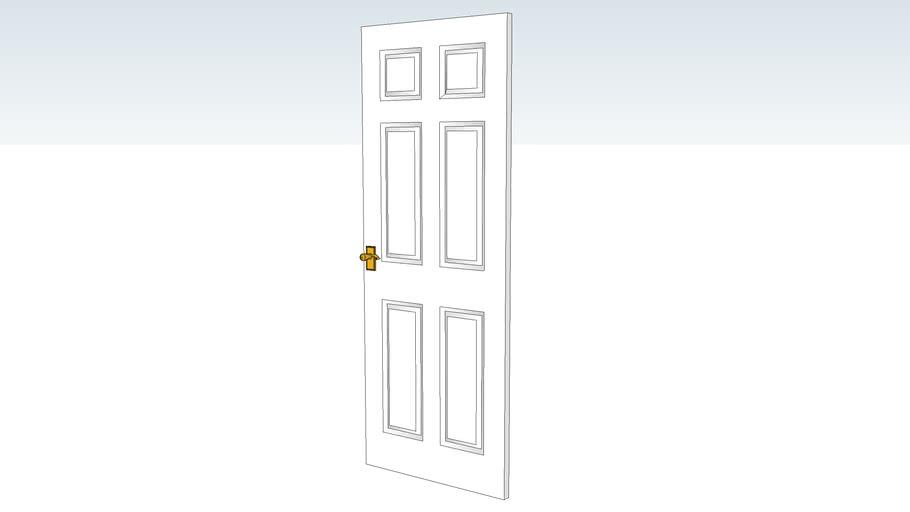 Door - inside