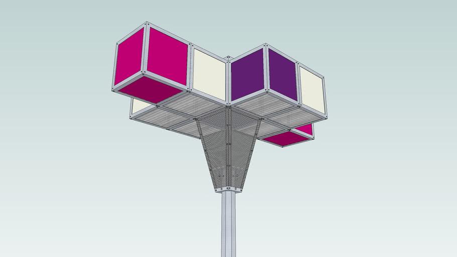 Luminaire Design 5-C-B-D