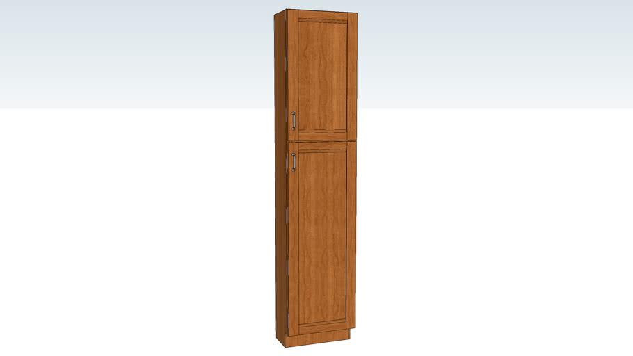 Utility Cabinet 96Hx12D