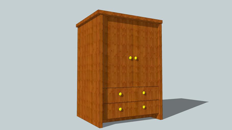 Dresser/Wardrobe