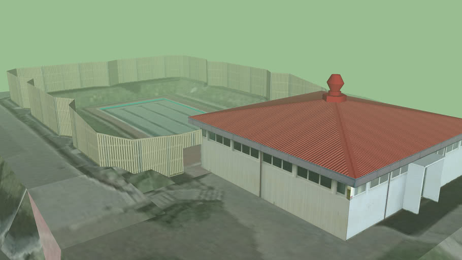 Breiðholtsschool Swimming Pool