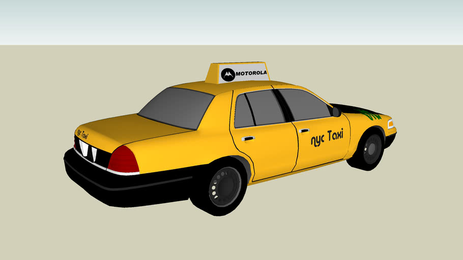 NYC Taxi CCC