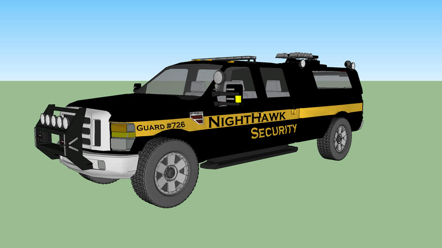 NightHawk Security Unit 726