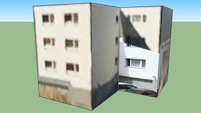 Edificio in Colonia, Germania