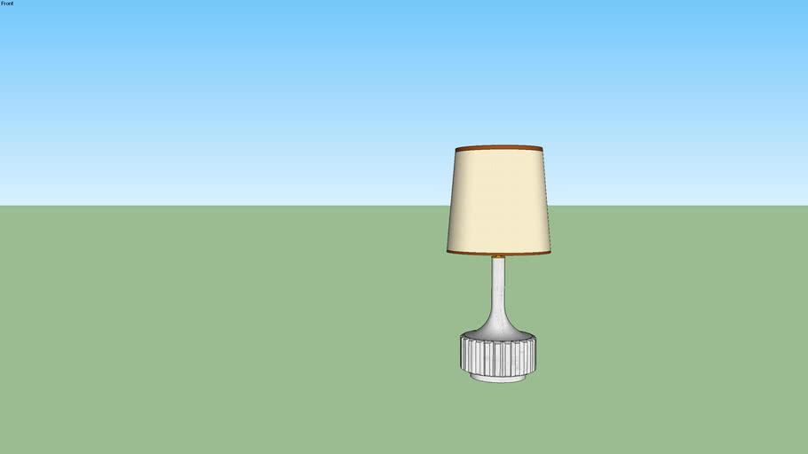 Still another mid century style lamp
