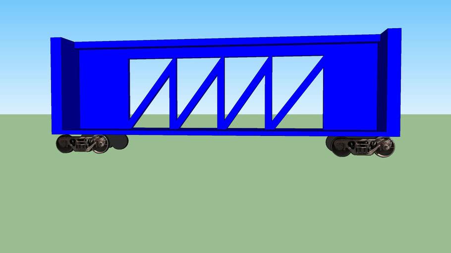 72' centerbeam flatcar