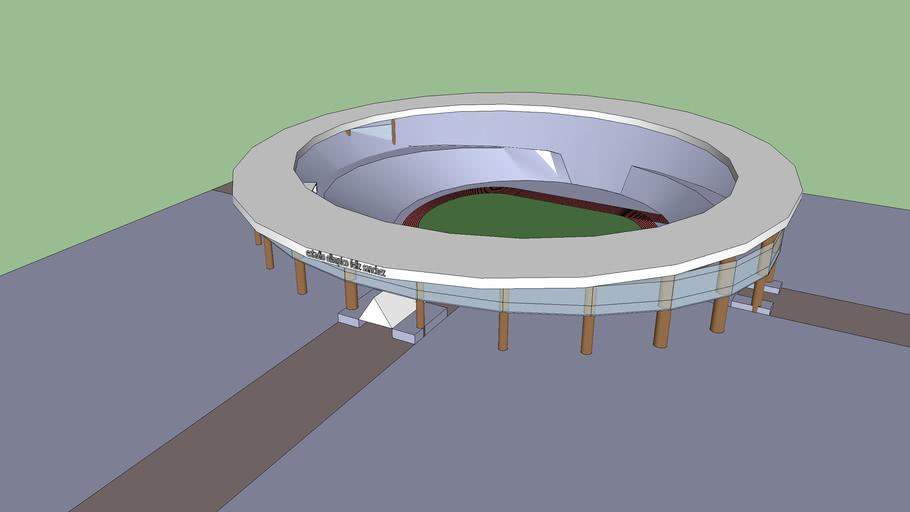 estadio new the santo domingo