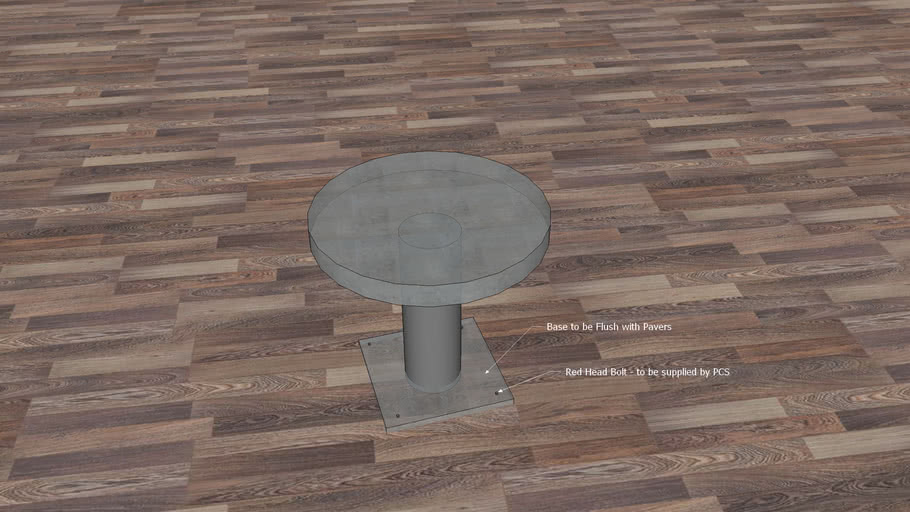 Curry Architects Table Design