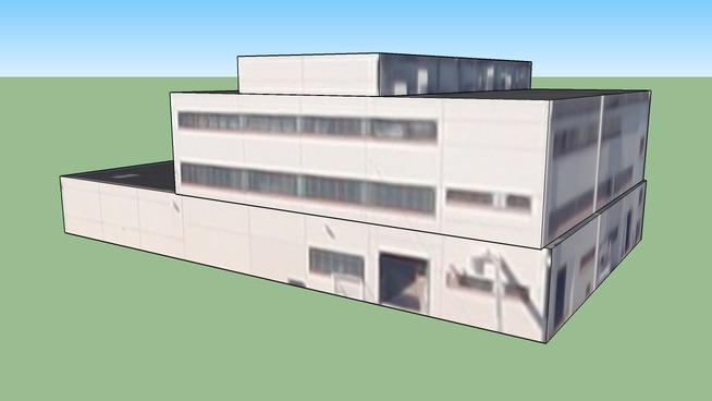 Building in 4600, Austria