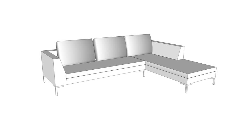 Sofa modern BLOCK