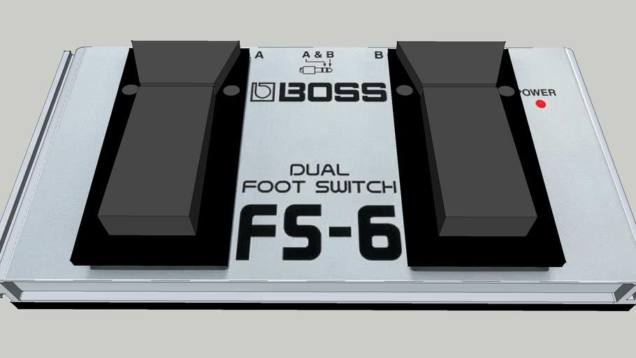 Boss FS-6 Foot Switch