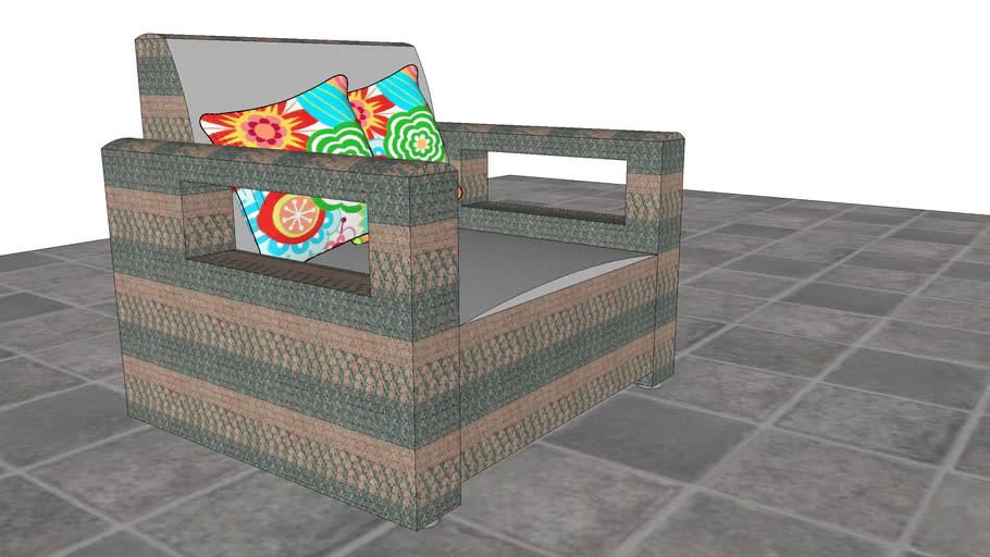 single seater sofa