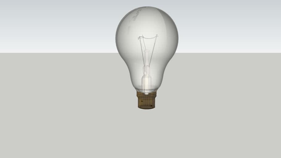 Bayonet Light Bulb