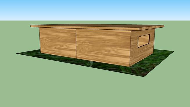 Casa Doble 3D